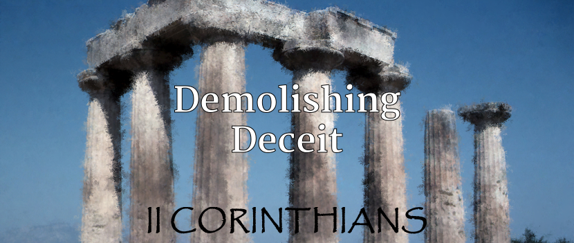 Demolishing Deceit