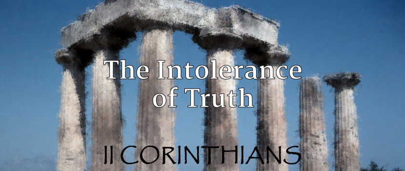 The Intolerance of Truth